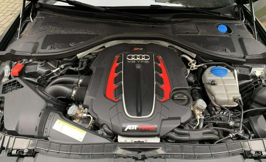 Audi RS6 4.0benz 560PS Quattro Matrix kamera 360 Zarej. w PL zdjęcie 36