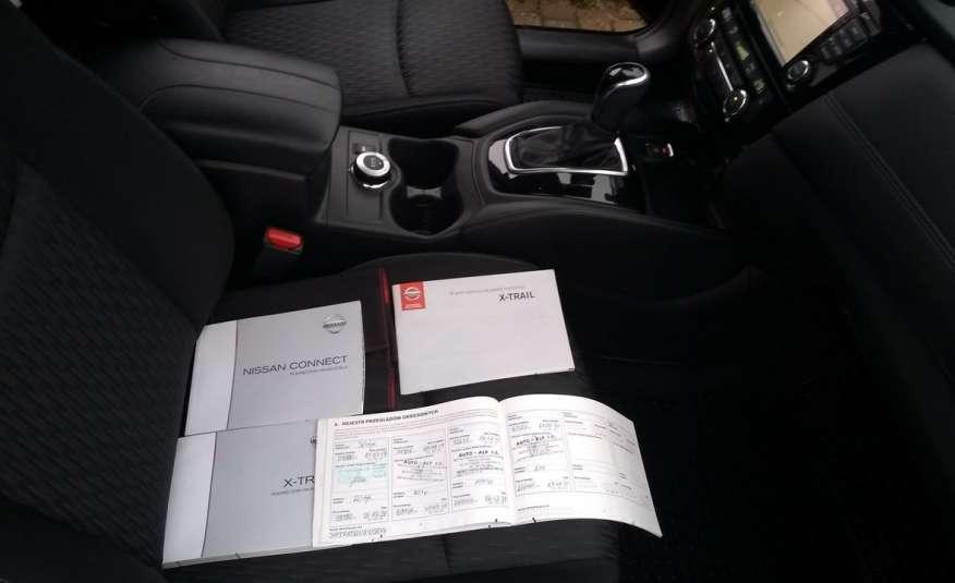 Nissan X-Trail 69.8 netto 2.0 Dci X-tronic 4x4 177KM Kamera Navi N-Connecta zdjęcie 9