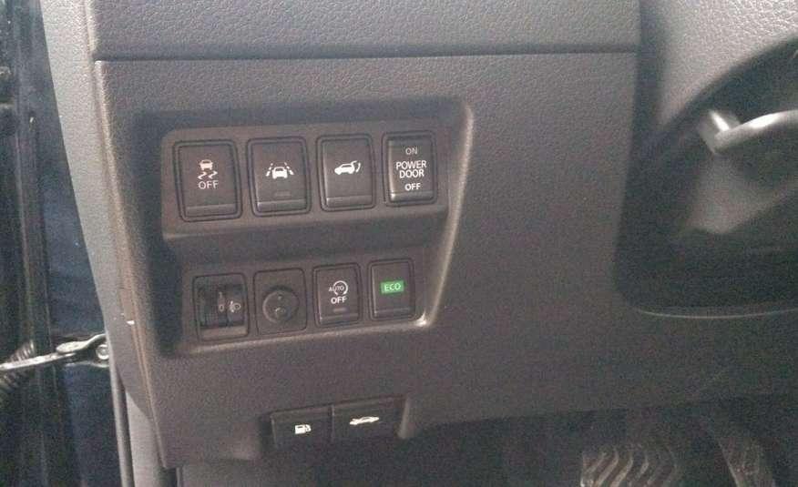 Nissan X-Trail 69.8 netto 2.0 Dci X-tronic 4x4 177KM Kamera Navi N-Connecta zdjęcie 14