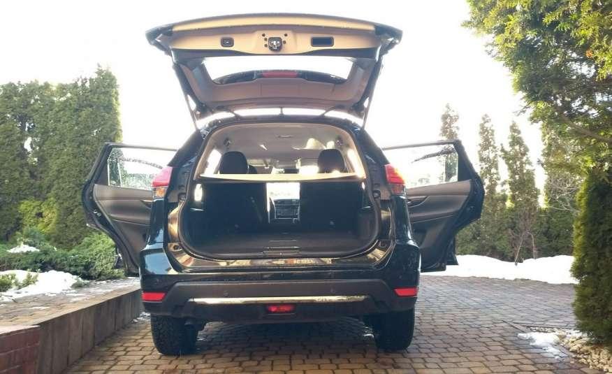 Nissan X-Trail 69.8 netto 2.0 Dci X-tronic 4x4 177KM Kamera Navi N-Connecta zdjęcie 16