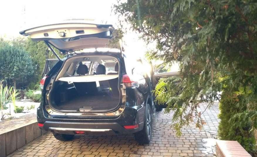 Nissan X-Trail 69.8 netto 2.0 Dci X-tronic 4x4 177KM Kamera Navi N-Connecta zdjęcie 33