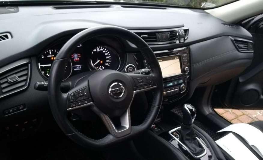 Nissan X-Trail 69.8 netto 2.0 Dci X-tronic 4x4 177KM Kamera Navi N-Connecta zdjęcie 36