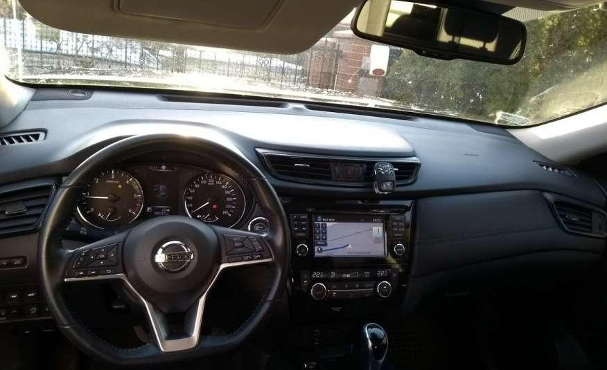 Nissan X-Trail 69.8 netto 2.0 Dci X-tronic 4x4 177KM Kamera Navi N-Connecta zdjęcie 37