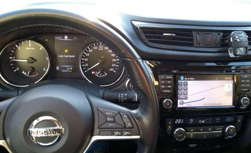 Nissan X-Trail 69.8 netto 2.0 Dci X-tronic 4x4 177KM Kamera Navi N-Connecta zdjęcie 38
