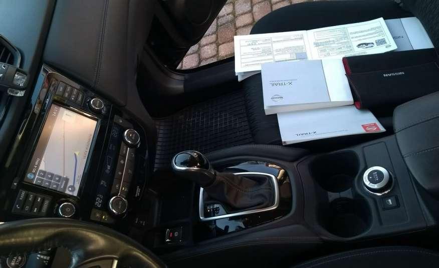 Nissan X-Trail 69.8 netto 2.0 Dci X-tronic 4x4 177KM Kamera Navi N-Connecta zdjęcie 40