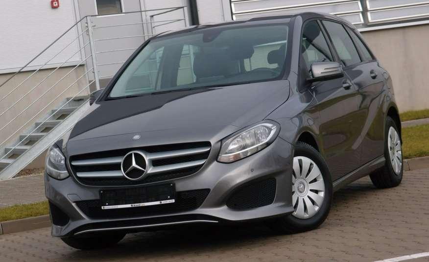 Mercedes B 180 LIFT / Navi / Parktronik / Tempomat / Serwis / IDEALNY / ROK GWARANCJI zdjęcie 2