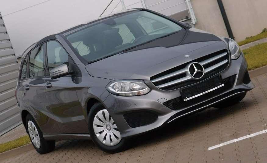Mercedes B 180 LIFT / Navi / Parktronik / Tempomat / Serwis / IDEALNY / ROK GWARANCJI zdjęcie 7