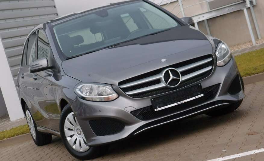 Mercedes B 180 LIFT / Navi / Parktronik / Tempomat / Serwis / IDEALNY / ROK GWARANCJI zdjęcie 11
