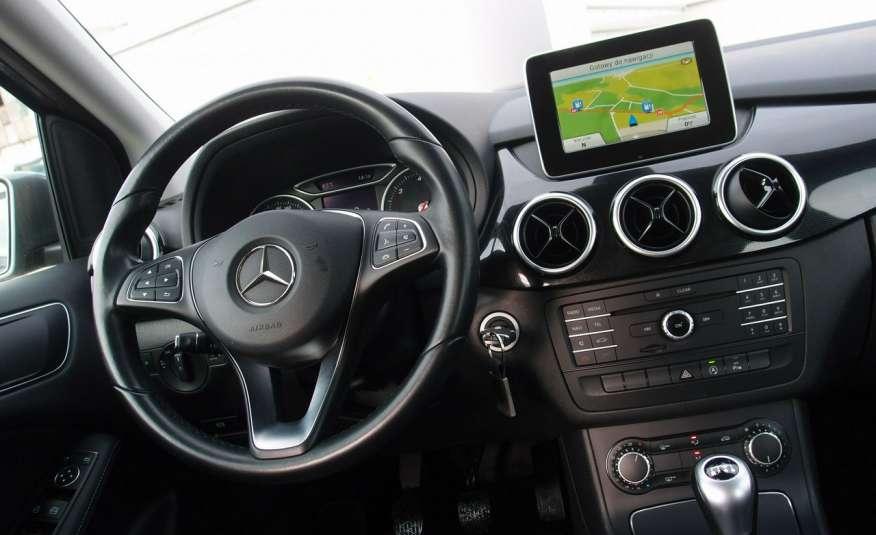 Mercedes B 180 LIFT / Navi / Parktronik / Tempomat / Serwis / IDEALNY / ROK GWARANCJI zdjęcie 30