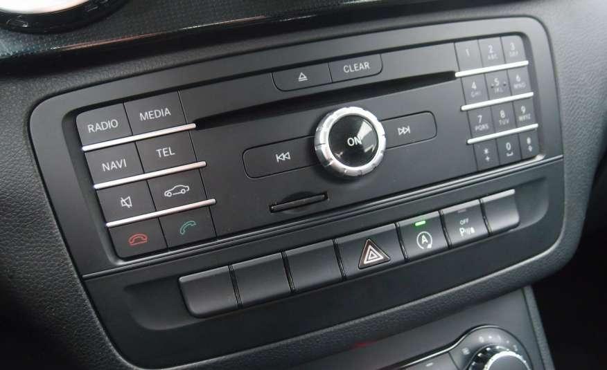 Mercedes B 180 LIFT / Navi / Parktronik / Tempomat / Serwis / IDEALNY / ROK GWARANCJI zdjęcie 34