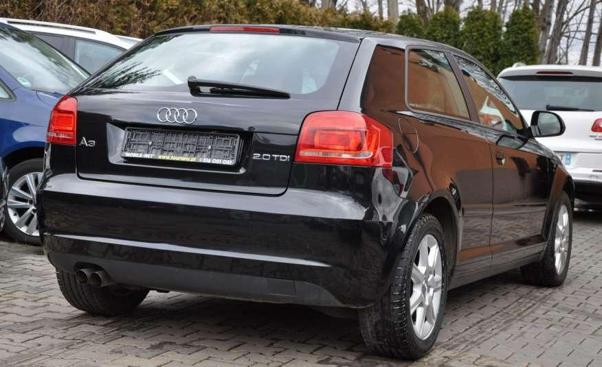 Audi A3 2.0TDI CR Multi Led BiXenon Gwarancja zdjęcie 7