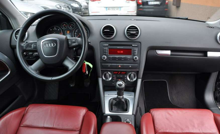 Audi A3 2.0TDI CR Multi Led BiXenon Gwarancja zdjęcie 8
