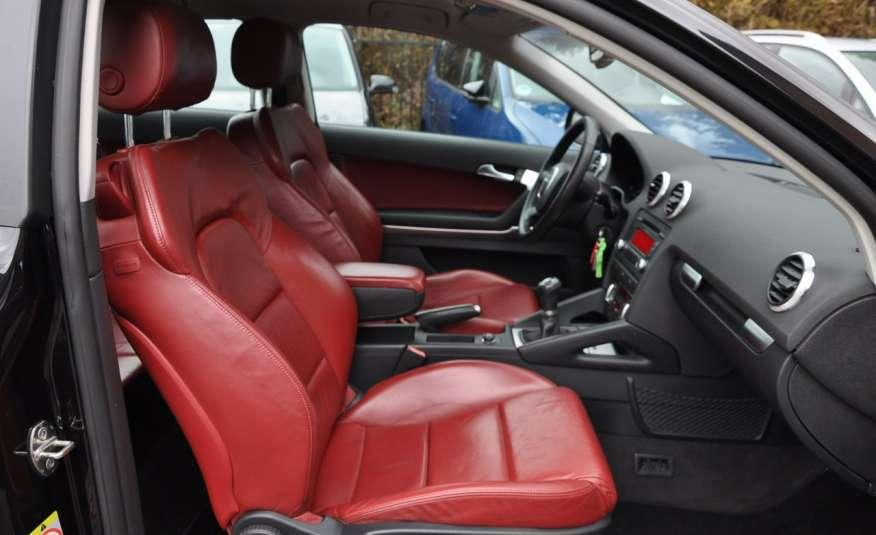 Audi A3 2.0TDI CR Multi Led BiXenon Gwarancja zdjęcie 10