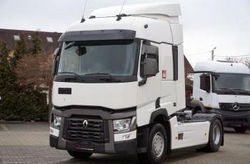 Renault T 460 / EURO 6 / STANDARD / AUTOMAT / HYDRAULIKA