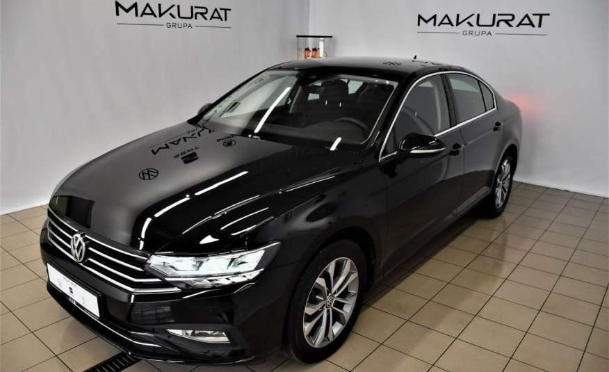 Volkswagen Passat SalonPl, Vat23%, Biznes, DSG, Przebieg , Navi, Czujnik parkowania, lift 4x2 zdjęcie 2