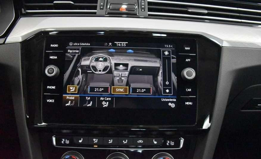 Volkswagen Passat SalonPl, Vat23%, Biznes, DSG, Przebieg , Navi, Czujnik parkowania, lift 4x2 zdjęcie 14