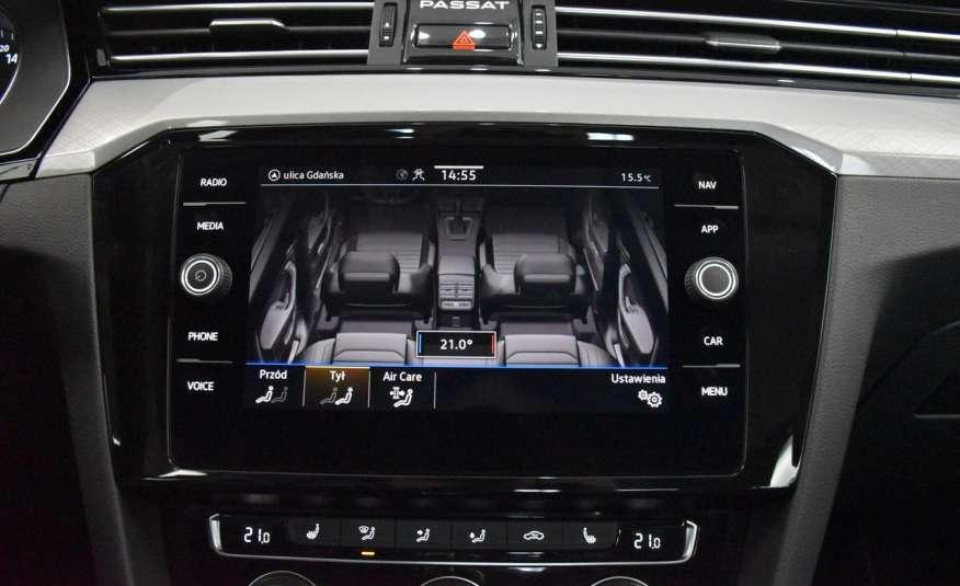 Volkswagen Passat SalonPl, Vat23%, Biznes, DSG, Przebieg , Navi, Czujnik parkowania, lift 4x2 zdjęcie 15