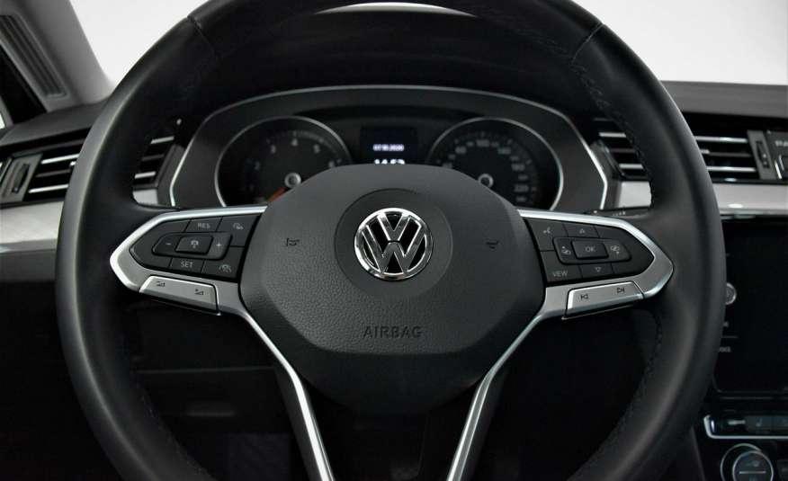 Volkswagen Passat SalonPl, Vat23%, Biznes, DSG, Przebieg , Navi, Czujnik parkowania, lift 4x2 zdjęcie 21