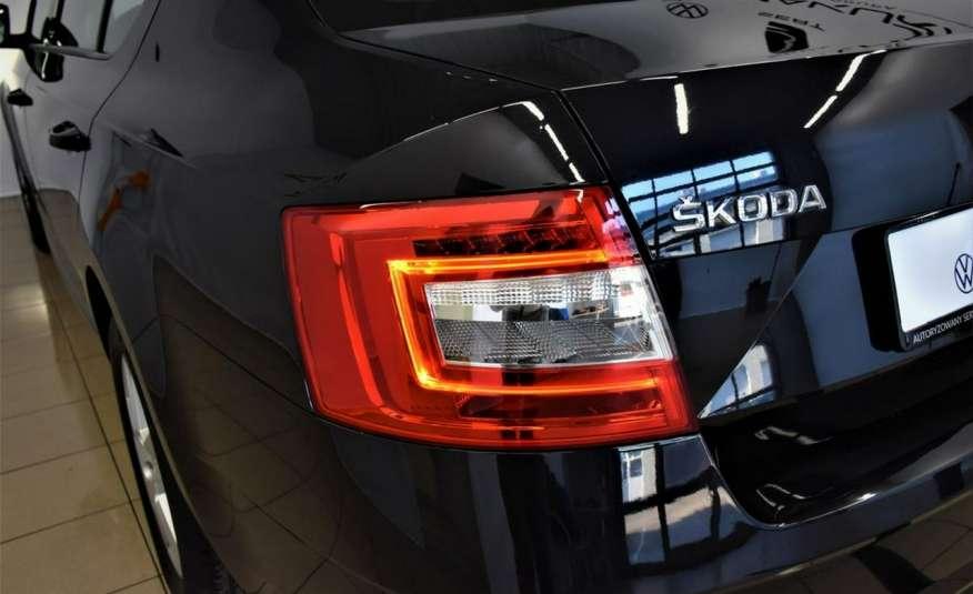 Skoda Octavia Ambition 115KM Polski salon Led Klima 2 stre Czujniki parkowania FV23% 4x2 zdjęcie 10