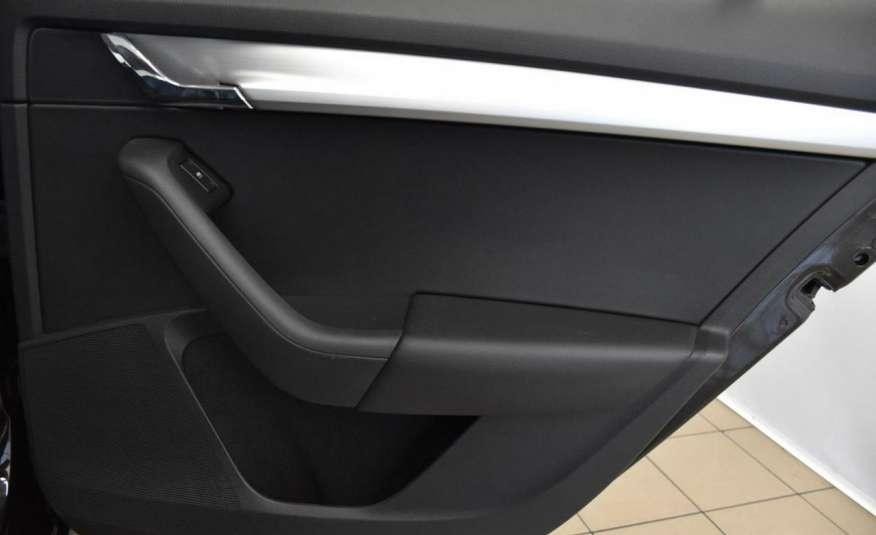 Skoda Octavia Ambition 115KM Polski salon Led Klima 2 stre Czujniki parkowania FV23% 4x2 zdjęcie 31