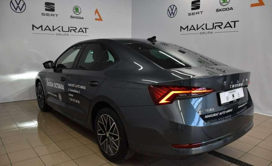 Skoda Octavia Ambition 150KM Polski salon Led Klima 2 stre Czujniki parkowania FV23% 4x2 zdjęcie 5