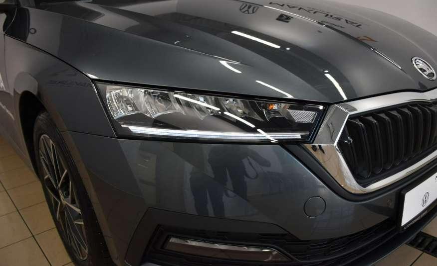 Skoda Octavia Ambition 150KM Polski salon Led Klima 2 stre Czujniki parkowania FV23% 4x2 zdjęcie 7
