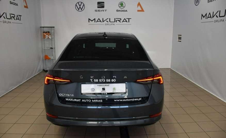 Skoda Octavia Ambition 150KM Polski salon Led Klima 2 stre Czujniki parkowania FV23% 4x2 zdjęcie 10