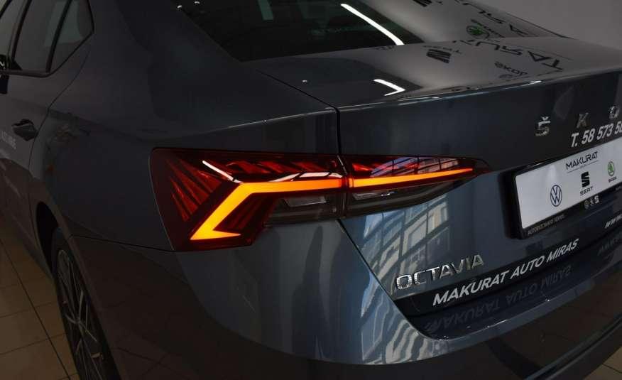 Skoda Octavia Ambition 150KM Polski salon Led Klima 2 stre Czujniki parkowania FV23% 4x2 zdjęcie 11