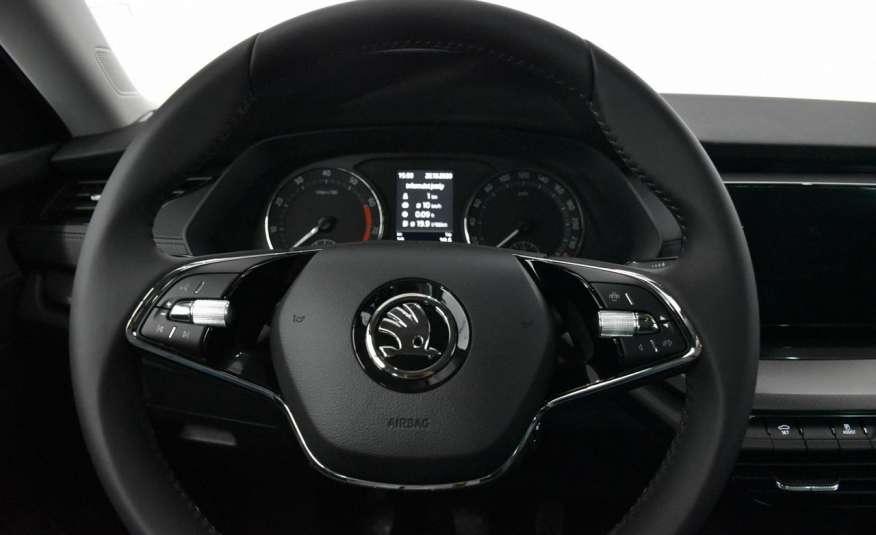 Skoda Octavia Ambition 150KM Polski salon Led Klima 2 stre Czujniki parkowania FV23% 4x2 zdjęcie 18