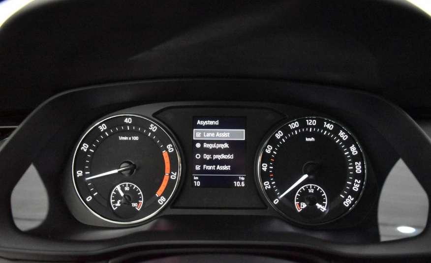 Skoda Octavia Ambition 150KM Polski salon Led Klima 2 stre Czujniki parkowania FV23% 4x2 zdjęcie 21