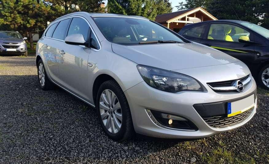 Opel Astra Klimatronic x 2 / Nawigacja / Tempomat / 1 właściciel zdjęcie 2