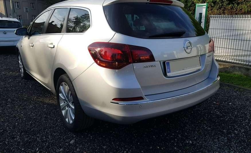 Opel Astra Klimatronic x 2 / Nawigacja / Tempomat / 1 właściciel zdjęcie 3