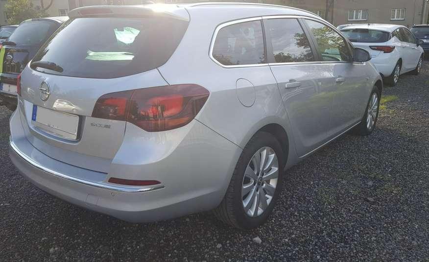 Opel Astra Klimatronic x 2 / Nawigacja / Tempomat / 1 właściciel zdjęcie 4
