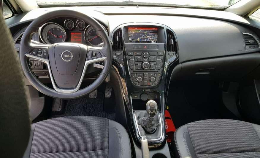 Opel Astra Klimatronic x 2 / Nawigacja / Tempomat / 1 właściciel zdjęcie 5