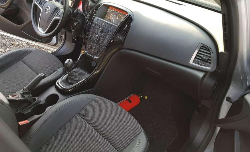 Opel Astra Klimatronic x 2 / Nawigacja / Tempomat / 1 właściciel zdjęcie 6