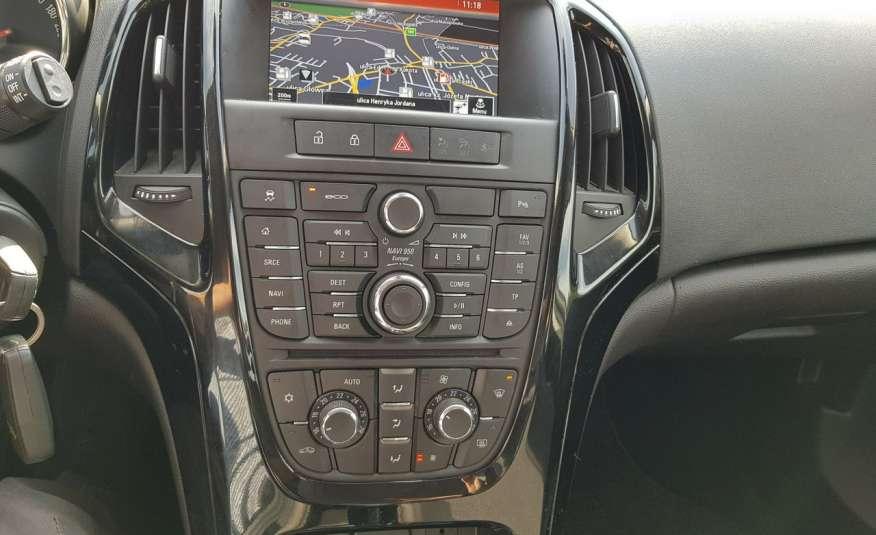 Opel Astra Klimatronic x 2 / Nawigacja / Tempomat / 1 właściciel zdjęcie 8