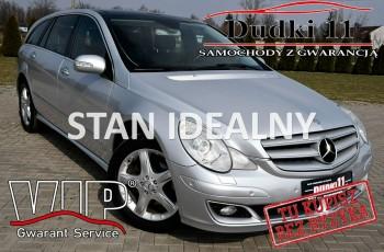 Mercedes R 320 3.0d 4X4, Navigacja, LONG, DVD, harman/kardon.6 foteli, Skóry