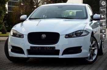 Jaguar XF Biała perła Opłacony 2.2D Lift S-Sport Kamera Navi PDC