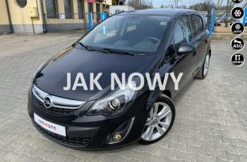 Opel Corsa 1.4 100KM Cosmo Tempomat Komputer Klima Alu PDC Z NIEMIEC TOP