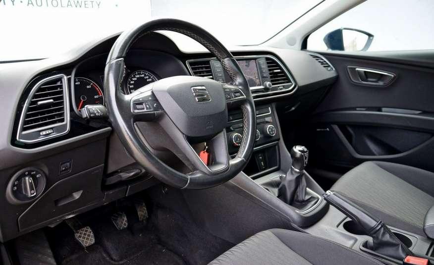 Seat Leon 1.6 TDI 4X4 Raty Zamiana Gwarancja Zarejestrowany zdjęcie 13