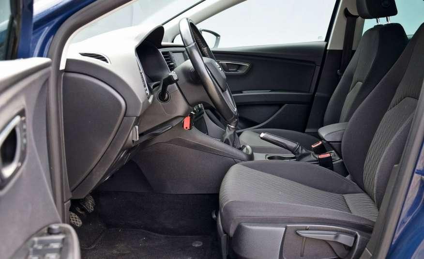 Seat Leon 1.6 TDI 4X4 Raty Zamiana Gwarancja Zarejestrowany zdjęcie 15