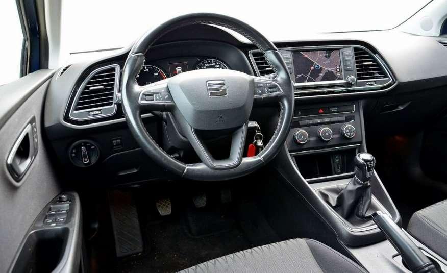 Seat Leon 1.6 TDI 4X4 Raty Zamiana Gwarancja Zarejestrowany zdjęcie 16