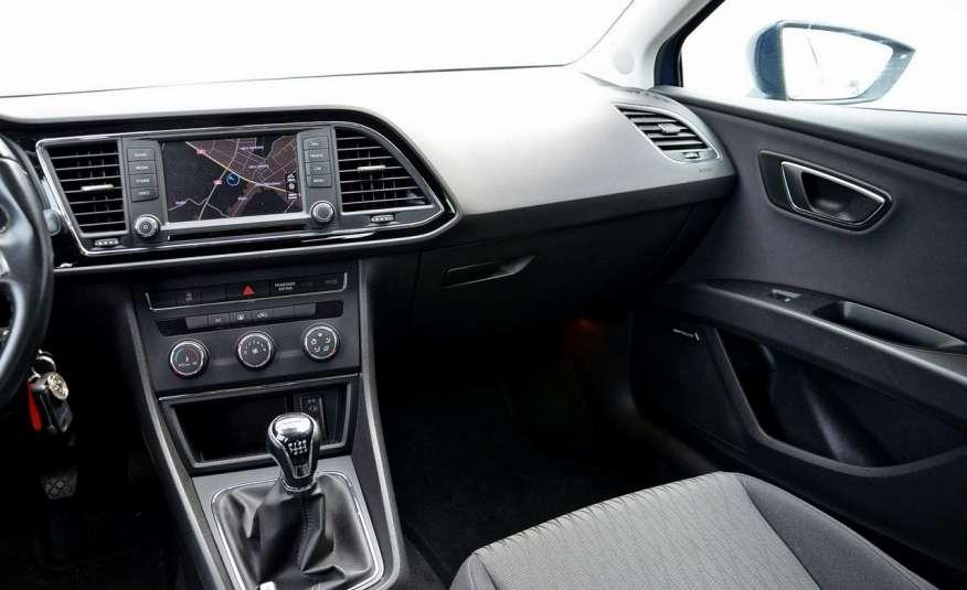 Seat Leon 1.6 TDI 4X4 Raty Zamiana Gwarancja Zarejestrowany zdjęcie 17