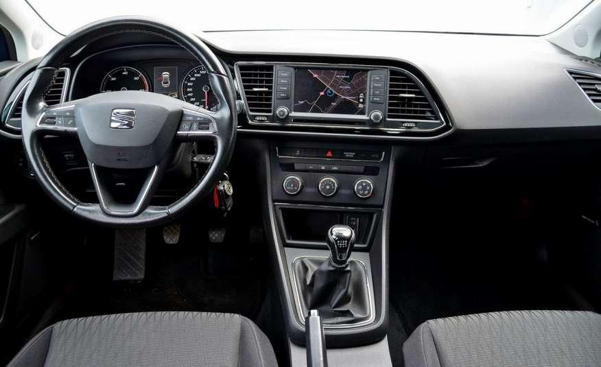 Seat Leon 1.6 TDI 4X4 Raty Zamiana Gwarancja Zarejestrowany zdjęcie 18