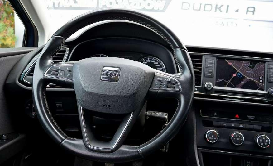 Seat Leon 1.6 TDI 4X4 Raty Zamiana Gwarancja Zarejestrowany zdjęcie 19