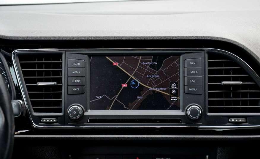 Seat Leon 1.6 TDI 4X4 Raty Zamiana Gwarancja Zarejestrowany zdjęcie 20