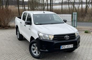 Toyota Hilux 2.4 D-4D 150KM 4x4 / Salon PL I-właściciel