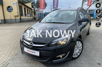Opel Astra 1.4 Turbo 140KM Face Lift Klima El Szyby Światła Dzienne Z Niemiec