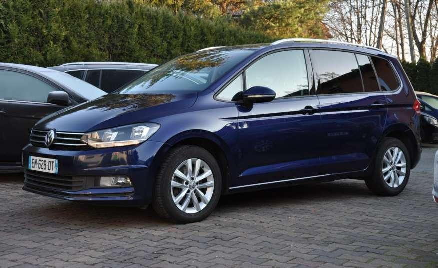 Volkswagen Touran 1.6TDI DSG PDC Nawi Multi zdjęcie 4