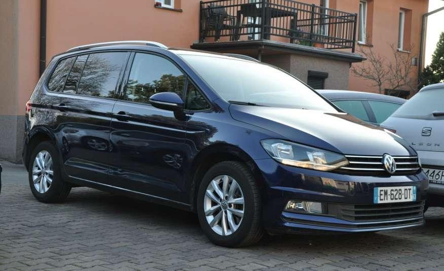 Volkswagen Touran 1.6TDI DSG PDC Nawi Multi zdjęcie 7